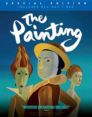 PAINTING BY LAGUIONIE,JEAN-FRAN (Blu-Ray)